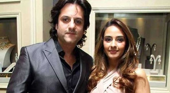 Fardeen Khan's wife Natasha PREGNANT with second child