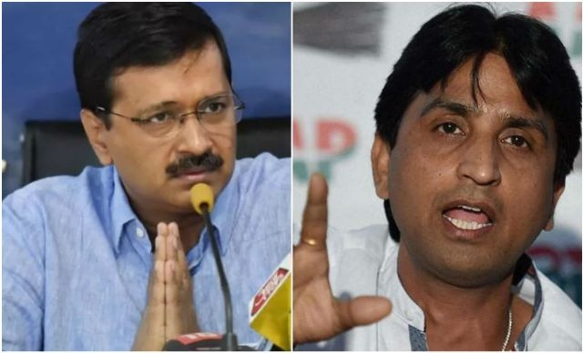 Vishwas my younger brother, nobody can separate us: Kejriwal on reports of rift in AAP