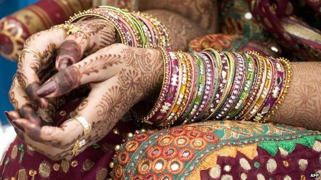Indian woman says was forced to marry Pakistani man on gunpoint