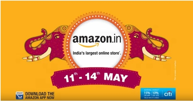 Get the most attractive deals on Amazon.in Great India Sale