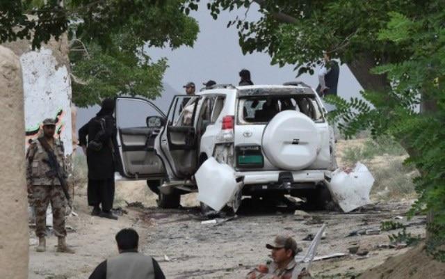 25 killed, deputy chairman Senate injured in suicide attack in Pakistan's Mastung
