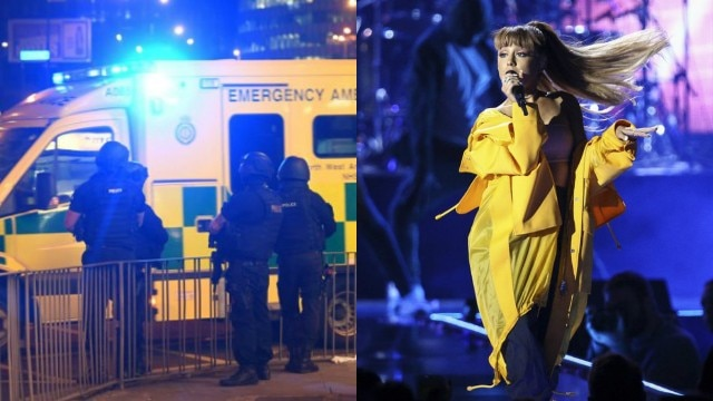 Manchester: 'Broken. From the bottom of my heart,' says Ariana Grande in whose concert explosion took place
