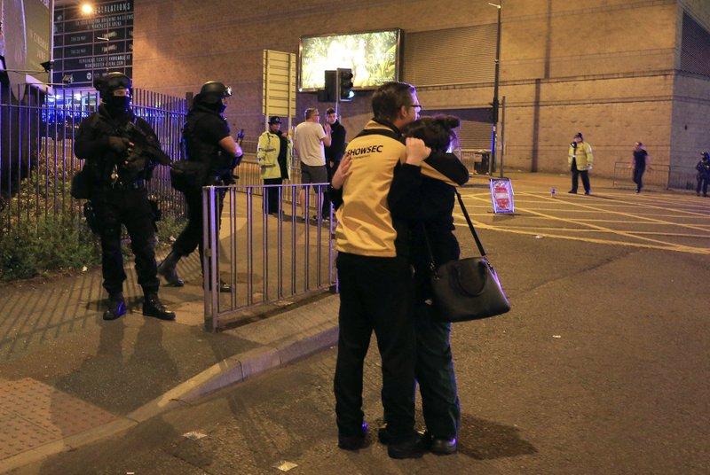 Manchester: Blast kills 22 at Ariana Grande concert, attacker dies while detonating device