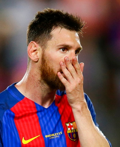Messi's 21-month prison sentence for tax fraud upheld