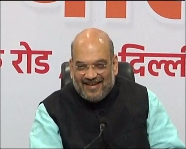 Amit Shah presents Govt's reportcard on completing 3 yrs; claims to have put an end to 'corruption'