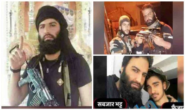 In Pics: Sabzar Ahmad, Hizbul Poster Boy Gunned Down By Security Forces