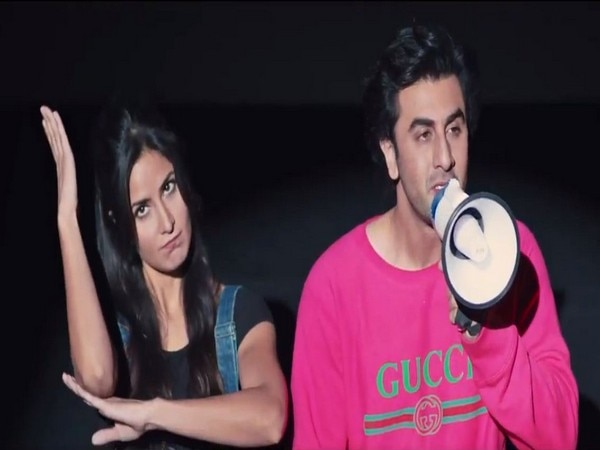 Ranbir becomes Katrina's 'inner voice' in new Jagga Jasoos video