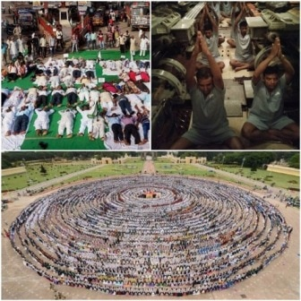 International Yoga day: Passion for Yoga touching new heights