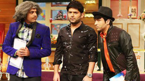Chandan Prabhakar returns to 'The Kapil Sharma Show', says