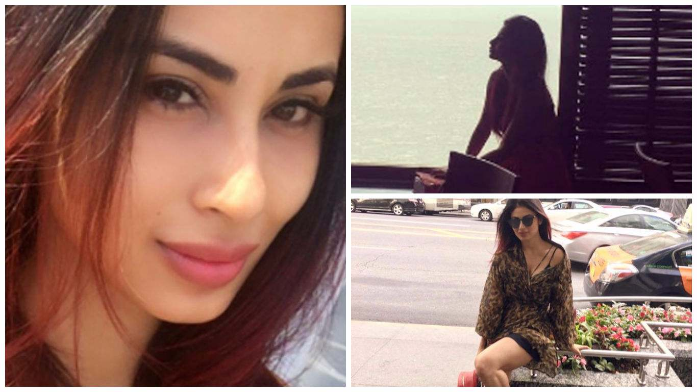 Mouni Roy's Chicago Vacation Pictures Can't Be Missed Today