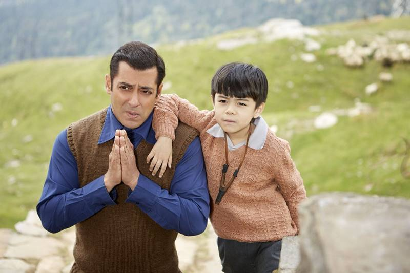 First day Box Collection of Salman Khan starrer 'Tubelight' is not encouraging