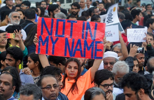 'Not in my name': Thousands protest against lynchings of Muslims, Dalits