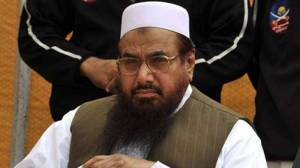 Image: Jamaat-ud-Dawa( JuD) chief Hafiz Saeed. (Photo: AP/File)