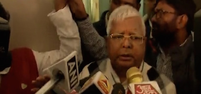 Fodder scam: Fate of Lalu, Mishra to be decided today