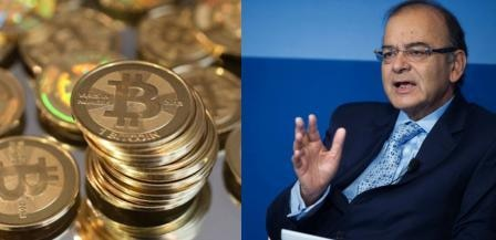 Arun Jaitely says virtual currencies like Bitcoin not a legal tender in India