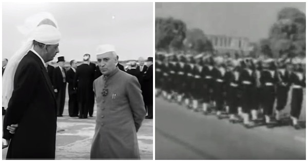 Watch: This Is How India Celebrated Its First Republic Day In 1950