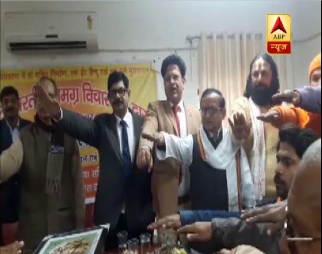 UP: IPS officer of DG Homeguard 'pledges' to build Ram Mandir in Ayodhya