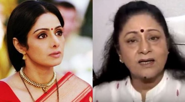 TV actress Aruna Irani gets TEARY-EYED after SRIDEVI'S DEATH
