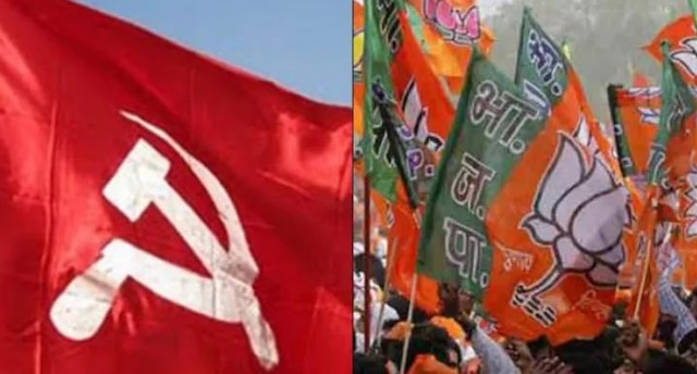 Huge Indeed! BJP Shakes The Left After 25 Years In Tripura, All Set For A Historic Win