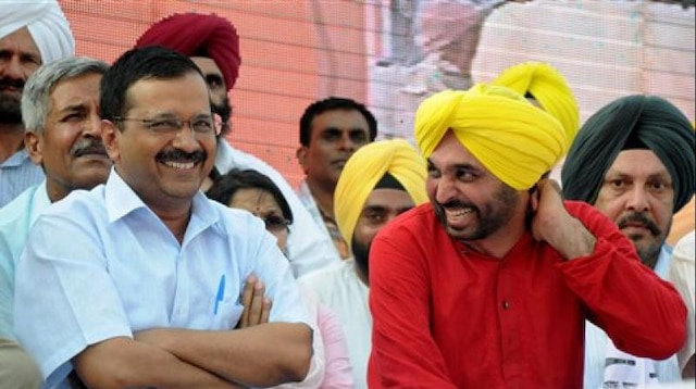 Bhagwant Mann quits as Punjab AAP chief due to differences with Kejriwal