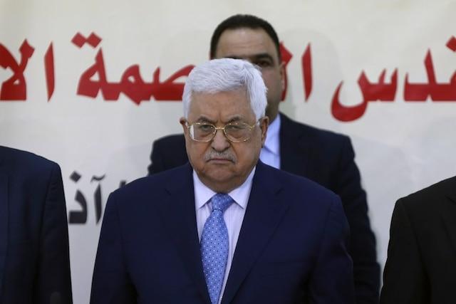 "Palestinian President Mahmoud Abbas calls US ambassador ""son of a dog"""