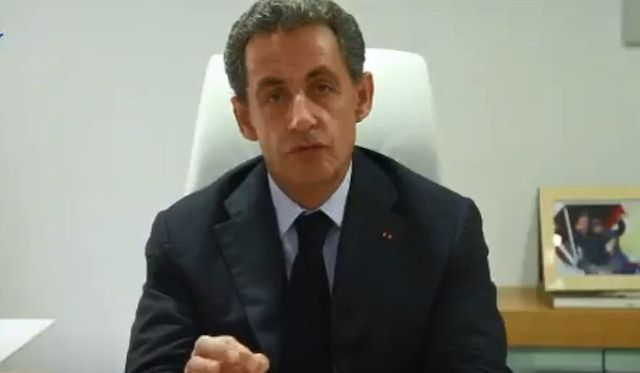Former French President Sarkozy charged with accepting illegal campaign funding from Libya
