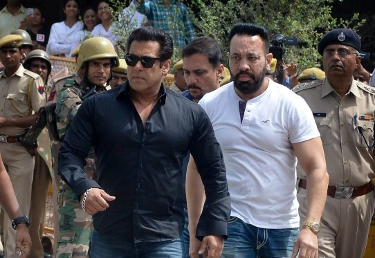 Blackbuck poaching: Timeline of the Salman Khan case in which he was sentenced today