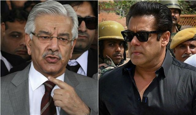 Salman Khan was jailed because he is from minority community: Pakistan foreign minister