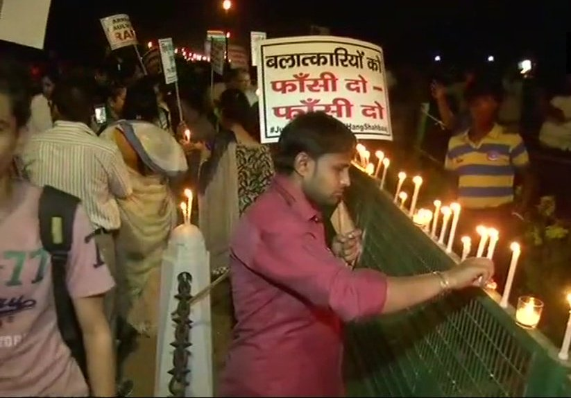 Ghaziabad gang-rape case: BJP seeks moulvi's arrest; hold candle light vigil