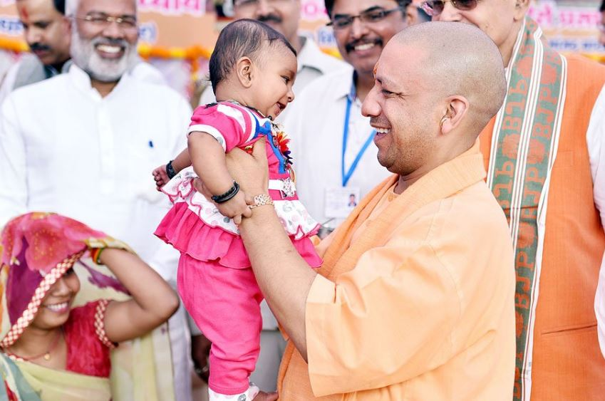 UNICEF lauds Yogi govt for immunising every child in state against Japanese Encephalitis