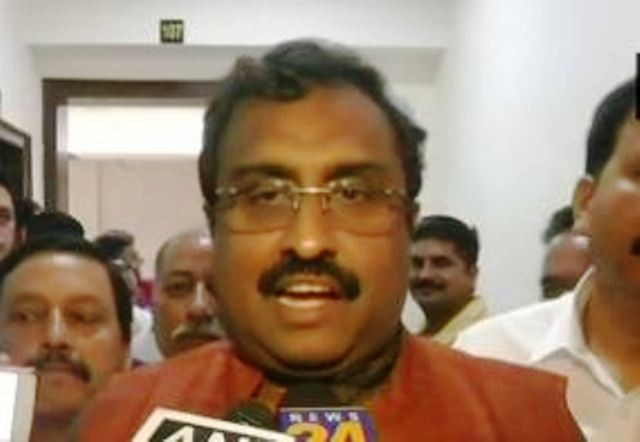 J&K: 'Cabinet reshuffle has nothing to do with Kathua incident,' says Ram Madhav