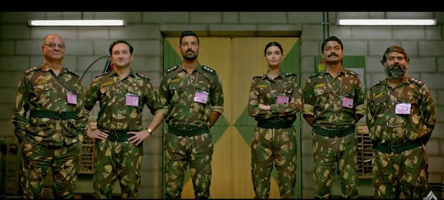 'Parmanu' review: Sincerely mounted patriotic tale