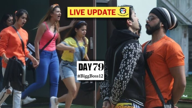 Bigg Boss 12 Day 79 HIGHLIGHTS: Sreesanth & Rohit get into massive fight during the luxury budget task!