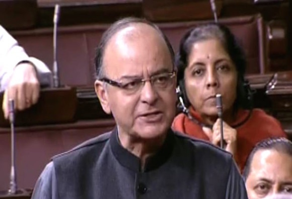 DDCA controversy: Arun Jaitley rejects graft charges