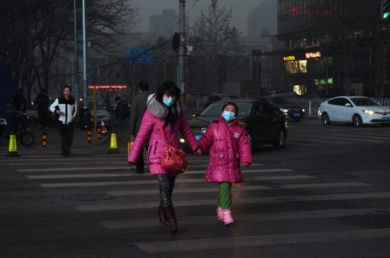 despite the red alert, beijing was shrouded in fatal smoke