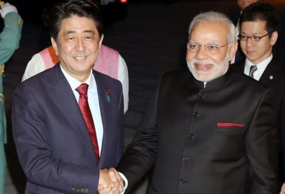 India-Japan summit: Pacts inked on bullet train, defence