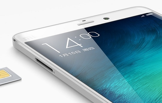 Xiaomi Mi 5 photo leaked, shows off thin bezels and home button