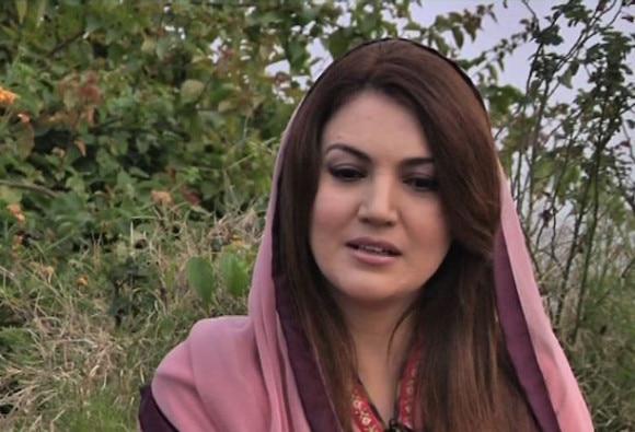 reham khan exclusive interview