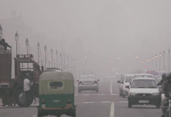 cold in delhi