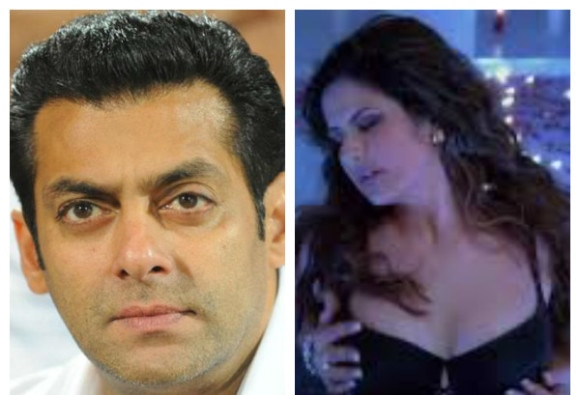 salman khan do not likes actres in bold role