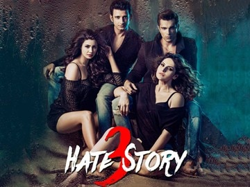 Box office-'Hate story 3' collected 44.45 crores in 8 days
