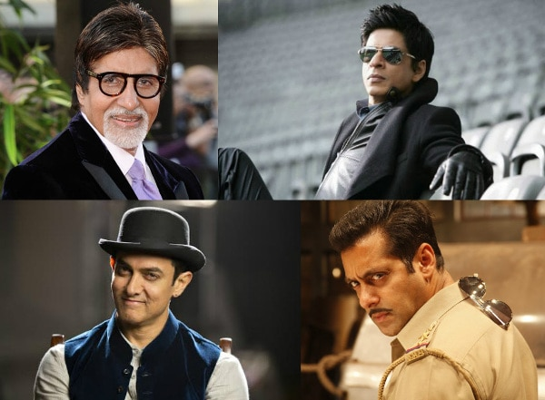 Shah Rukh Khan tops 2015 Forbes India Celebrity 100 list