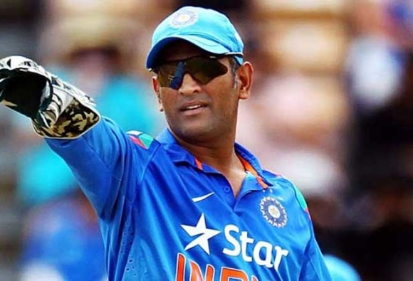 Dhoni gets his new weapon before the t20 world cup