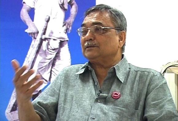 Farmers leader Sharad Joshi dead