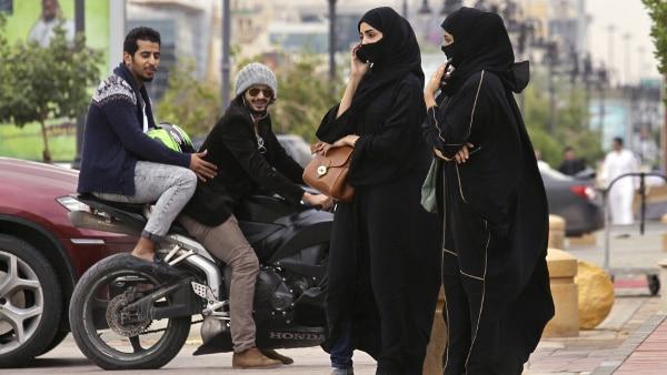 Saudi Arabia's women