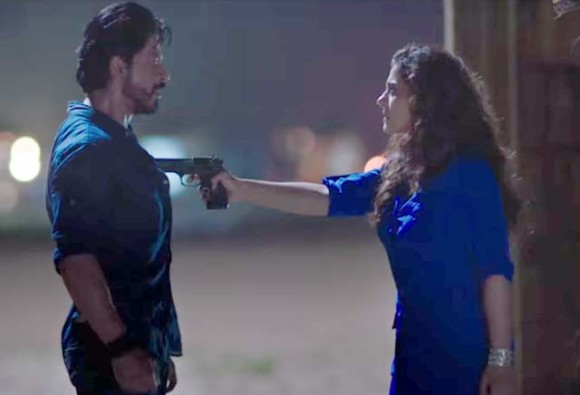 watch: a sneak preview of shahrukh-kajol starrer 'Dilwale'