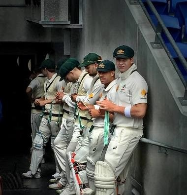 Steven Smith reacts on ICC Award
