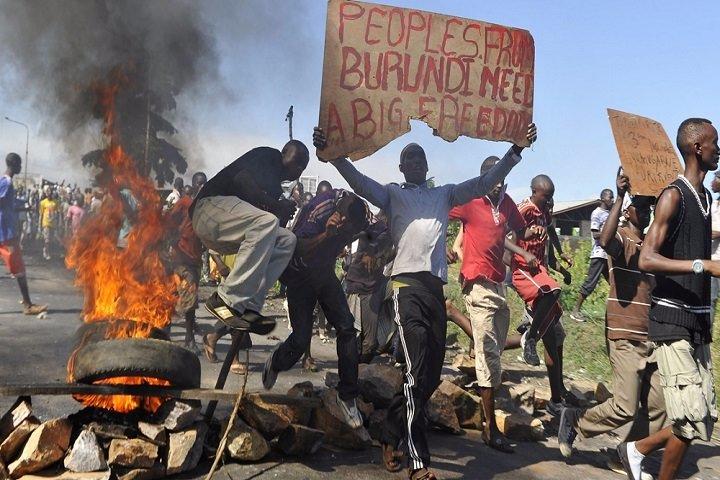At least 87 killed in latest Burundi violence