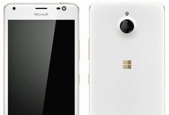 LEAKED: Photos of Microsoft's new flagship lumia 850 leaked, shows off front-facing camera flash