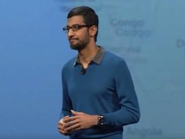 गूगल सीईओ सुंदर पिचाई की सैलरी लाखों-करोड़ों में नहीं, इतनी है कि जानकर चकरा जाएंगे !